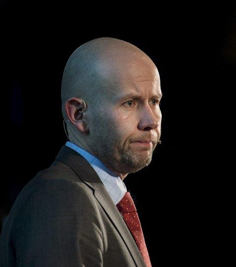 STATSRÅD: Tord Lien er olje- og energiminister.FOTO: NTB