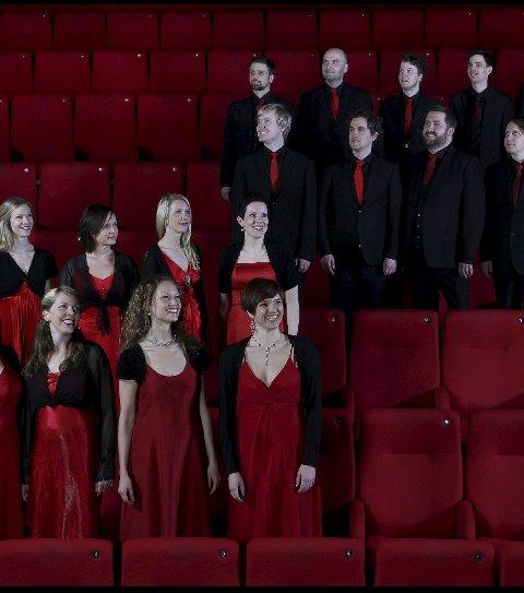 Toppkor: Det Norske Solistkor har 26 sangere.