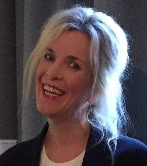 NY JOBB: Sveibuen Liv Sæbø Stava (45) har fått seg ny rektorjobb i Tysvær.
