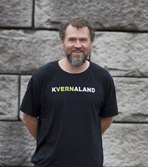 Leder i Vern Kverneland, Atle Sjølyst-Kverneland.