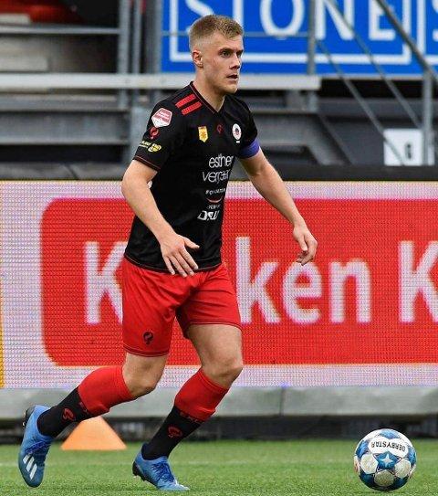 SKAL GRIPE SJANSEN: Etter utlån til 1. divisjonsklubben Excelsior, der Sondre Skogen har imponert med solid spill, har toppklubben Feyenoord nå tilbudt libyggen toårskontrakt. Nå håper 21-åringen på spill i den nederlandske eliteserien i fotball.