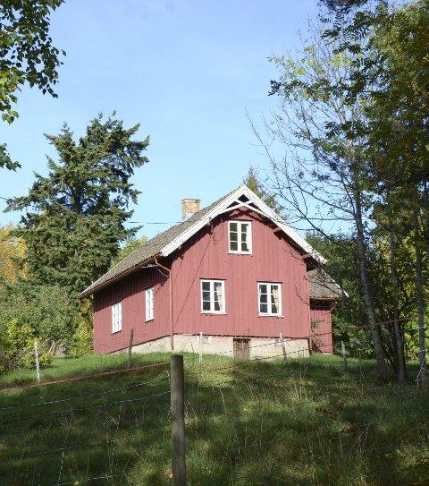 SØRLI GÅRD: Ligger mellom Haraløkka og Nøklevann. Arkivfoto