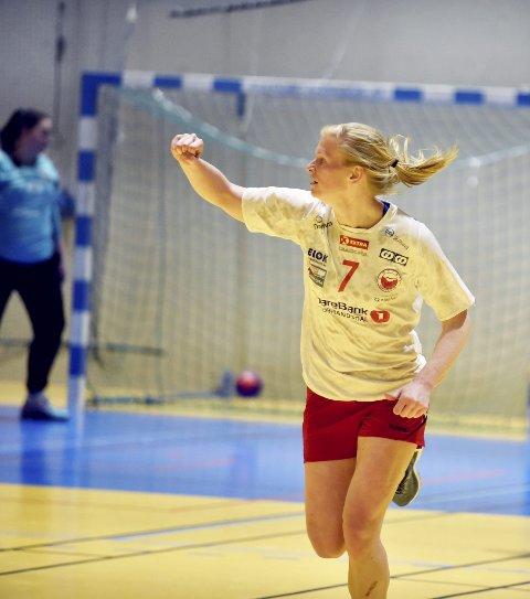 Seier: Otta vant 34-28 over Lillehammer som ligger på andreplass i tabellen. Arkivbilde