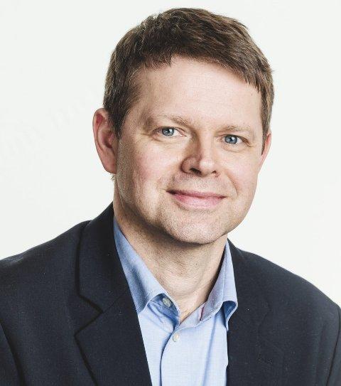 Anders Leisner er leder i juridisk avdeling i Huseiernes Landsforbund (HL).