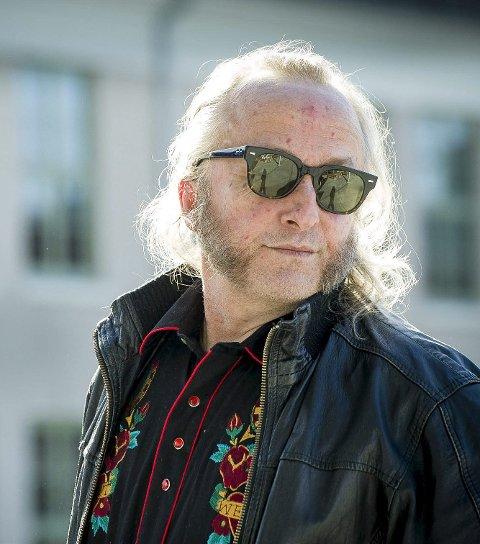 NOMINERT: Levi Henriksen er nominert til Edvard-prisen for sin tekst «Verden av i går».