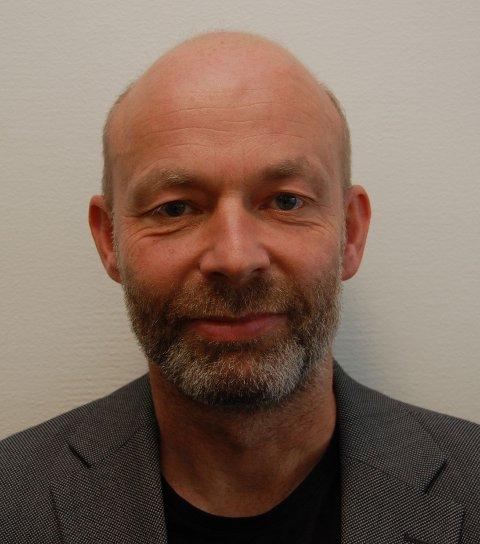 TIL STEINHUSET: Hans Jaboc Orning er historiker ved Universitetet i Oslo og har nordisk høymiddelalder som sitt spesialområde.