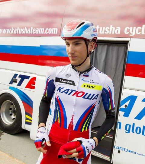 På treningsleir: Sven Erik Bystrøm drar til Spania tirsdag.