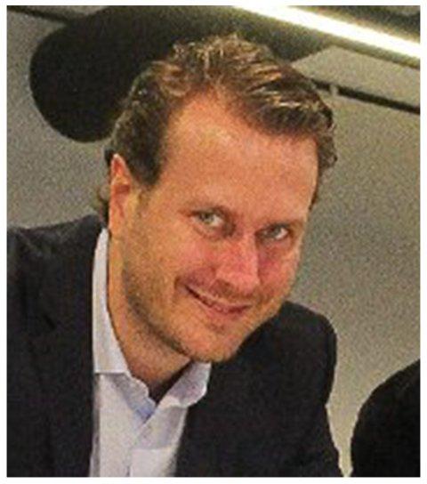 Helge André Njåstad, leder av Frps organisasjonsutvalg