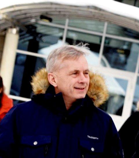 Fylkesmann Knut Storberget
