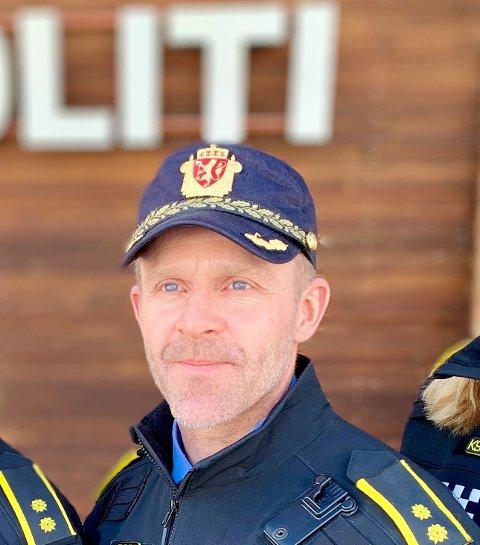 AVHØR: Det er planlagt avhør av de involverte i løpet av fredag, bekrefter Jan Erik Solberg ved Gran og Lunner lensmannskontor.
