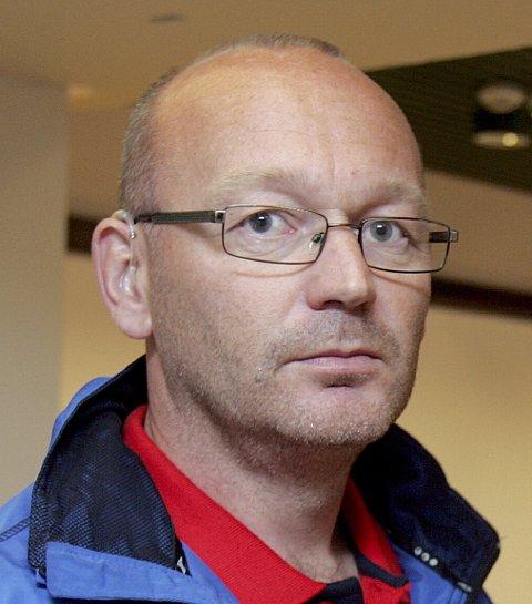 Intervjuet: Barnevernsleder Jakob Bråtå i Karmøy. Arkivfoto: Alfred Aase
