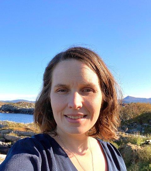 Renate K. Gustad (35) har takket ja til å lede Nordmøre Fiskebåt, og tiltrer stillingen rett over nyttår.