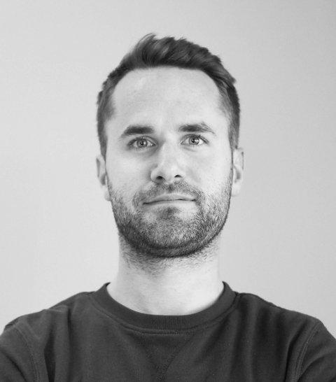 Marius Amdal Haugen, journalist Haugesunds Avis.