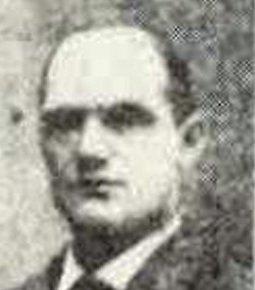 ALFRED ANDERSEN: Det eneste kjente bildet av mannen. (Tidens Tegns bilde gjengitt i Aksel Nærstads bok)