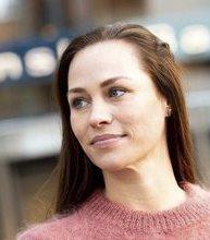 FORBRUKERØKONOM: Cecilie Tvetenstrand (39). Foto: Danske Bank