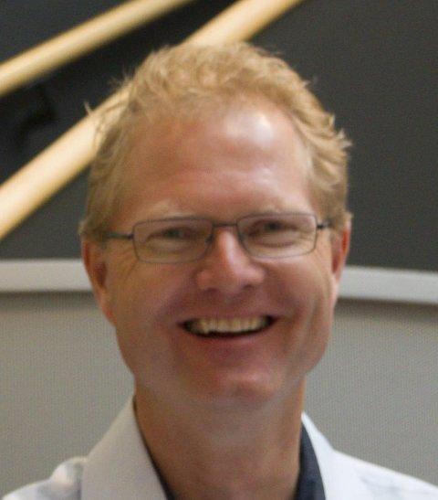 FORNØYD: Tor André Johnsen (Frp) sier den siste gallupen er en bekreftelse på signalene han har oppfattet fra velgerne i sommer.