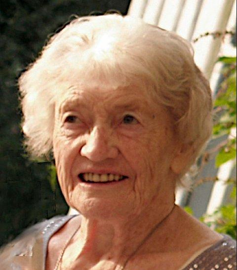 100 ÅR: Tidlegare kontorfullmektig ved Levanger Lærerskole, Klara Todal, fyller 100 år den 11. januar 2021.