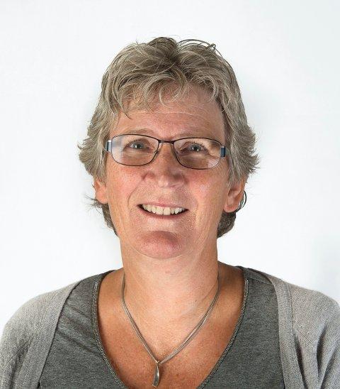 STOLT KOMITELEDER: «Drammen er den eneste storbyen som har høyere kommunebidrag for nesten alle årganger på alle trinn», skriver Høyres Kristin Haftorn Johansen.