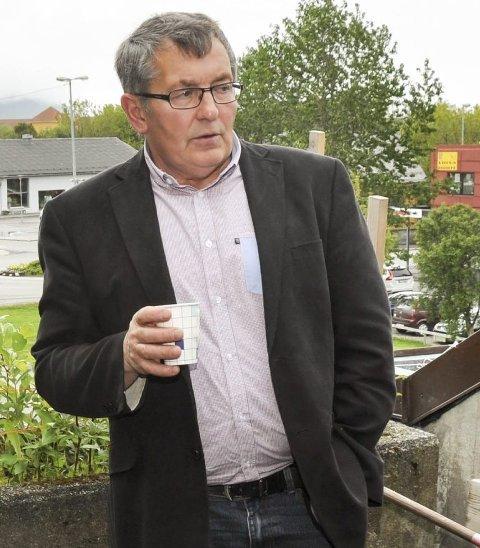 Frp-politiker Magnus Ellingsen.