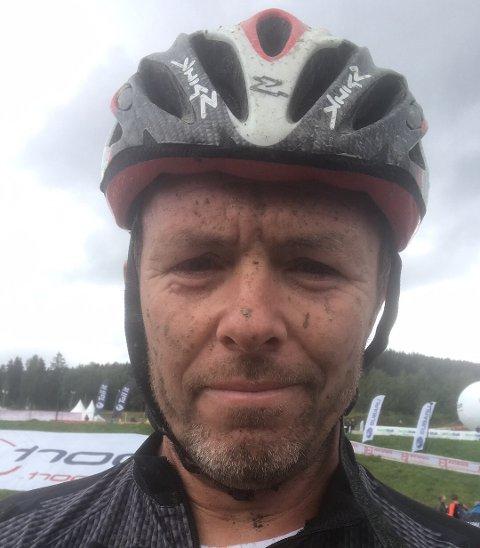 Per Christian Pettersen satte en solid ny bestenotering under lørdagens Birken.