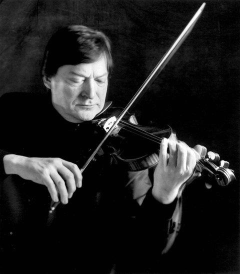 MUSIKK-PROFIL: Harran-musiker Bjarne Fiskum døde mandag.