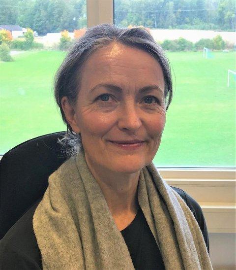 ANSETTER: Kommunalsjef Inga Marie Klæboe Faleide leder prosessen med å ansette ny barnehagerådgiver i Holmestrand kommune.