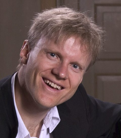Mester: Pianist Håvard Gimse.