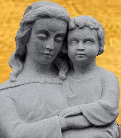 SKILDRES: Jomfru Marias liv blir konsert.