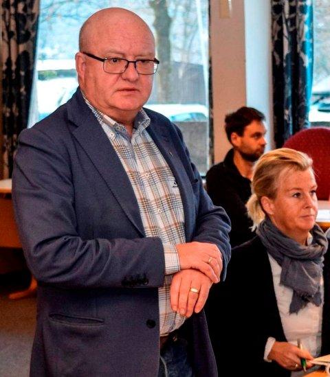 -  Vi klarer oss godt uten eiendomsskatt, og det er jeg stolt av, sa ordfører Terje Odden.