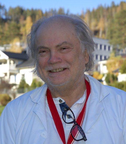 Skuffet: Kommuneoverlege Per Einar Jahr er prinsippielt uenig i skjevfordelingen av vaksinedoser, men skjønner argumentene.