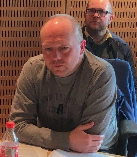 Jan Frode Hanssen, Frp