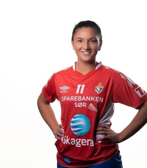 Den tidligere Follo HK Damer spilleren, Nordby-jenta Sara Ashuri, er tilbake i Stil Arena, denne gangen i Gjerpen-drakt