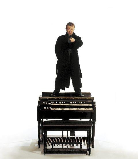 Palle Wagnberg: Til Reenskaug lørdag kommer Palle Wagnberg Trio og T-Bear & The Dukes. FOTO: Promo