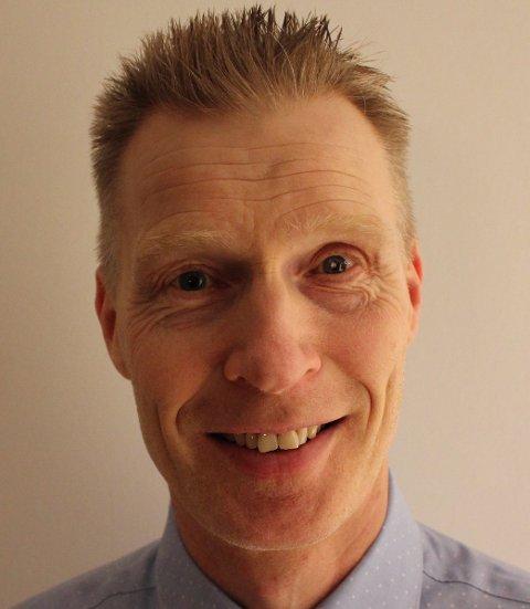 Eivind Mikalsen blir ny sjef i Helgeland Kraft.