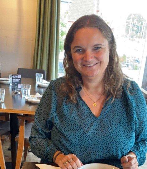 AVDELINGSLEDER: Anne-Mette Røvik får ny arbeidsplass når det nye skoleåret starter.