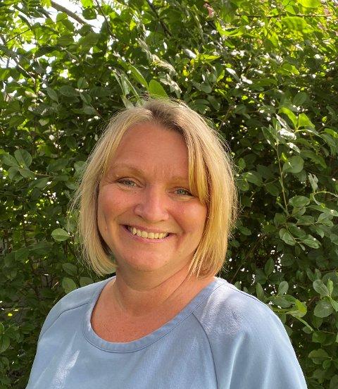 IKKE ARROGANT: – Vi ønsker ikke å bli oppfattet som arrogante, sier prosjektdirektør for Østre linje og hensettingsanlegget Bettina Sandvin.