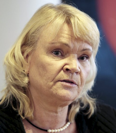 Å hjelpe nakkepasienter med å få stilt bedre diagnoser har vært en fanesak for stortingsrepresentant, Kari Kjønaas Kjos, over flere år. Hun får stadig henvendelser fra pasientgruppen og er frustrert på deres vegne. – Jeg har jobbet med saken i flere år, men har ikke kommet ett skritt nærmere, sier hun.Foto: Scanpix