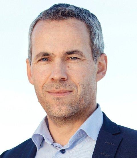 IKKE RELEVANT: Bård Gultvedt i NorgesGruppen støter seg mer på deres egne analyser.