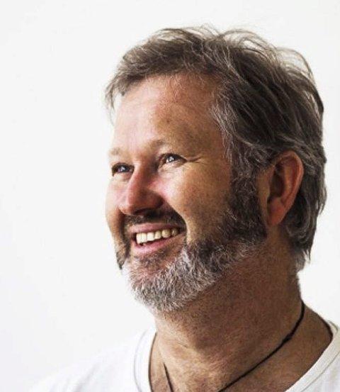 NR. 2: Bård Huseby er MDGs andrekandidat i Øvre Eiker.