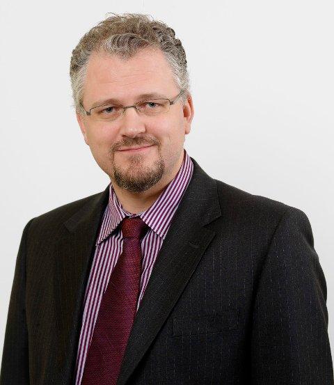 I AP: Tidligere statssekretær Roger Schjerva har meldt seg inn i Arbeiderpartiet.