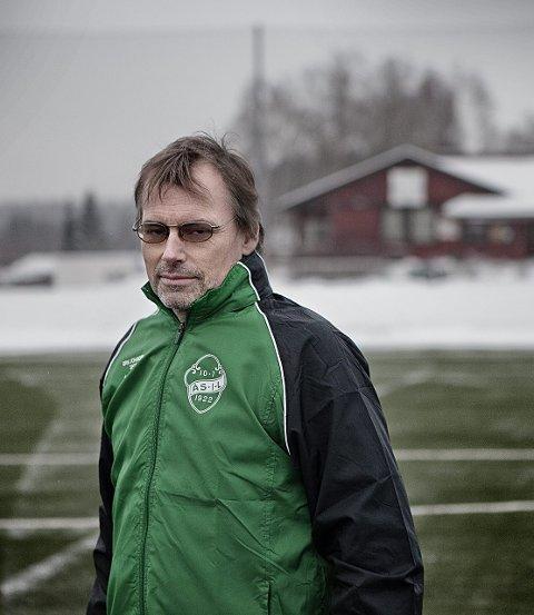 Fritid: Daglig leder i Ås IL fotball, Geir Sneis, tror ungdommen i større grad vil styre over sin egen fritid.ARKIVFOTO