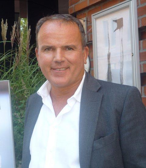 Dette er Oslofjord Convention Centers nye styreleder, Roar Ingdal.