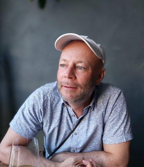 Drapsdømt: Andreas Ribe-Nyhus (47) har gjort seg opp over ni år med egne erfaringer og tanker fra hans opphold i norske fengsler. Det som møtte han på innsiden ønsker han nå å få fram i lyset.