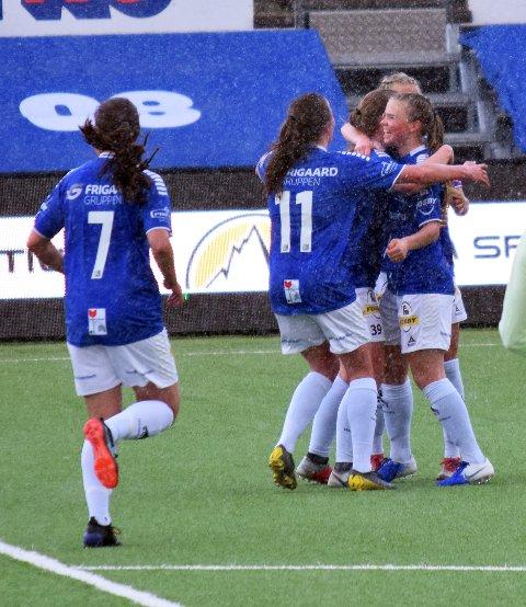 RAUFOSS: Sarpsborg08 spiller en viktig kamp mot Raufoss i ettermiddag.