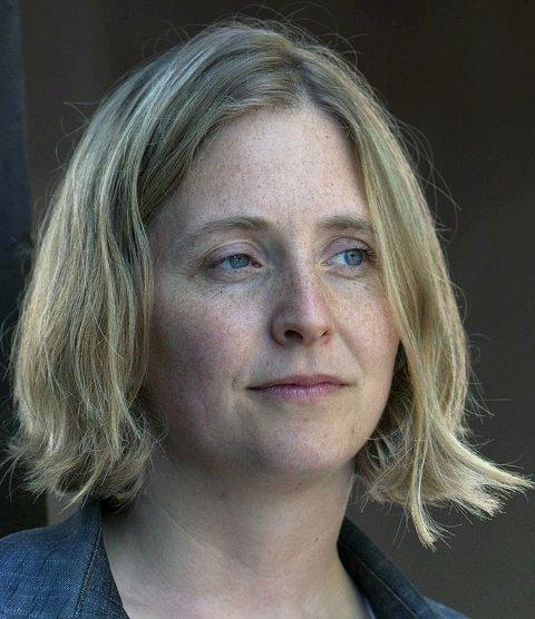 Hilde Hagerup,  forfatter i undervisningsstilling hos Norsk barnebokinstitutt.