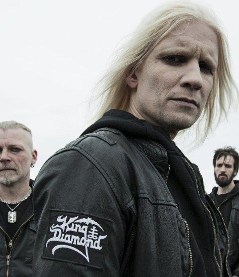 Nominert 2: Kampfar og Per-Joar «Dolk» Spydevold fra Fredrikstad er nominert i metalklassen.