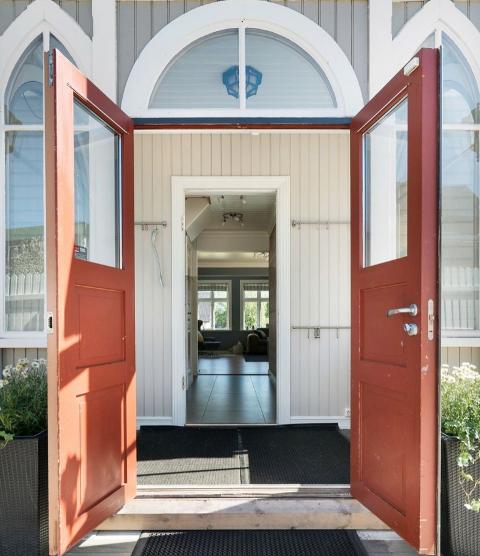 Villaveien 40 ble kjøpt for 2,9 millioner kroner i 2011. Nå er salgstaksten på 5,6 millioner kroner.