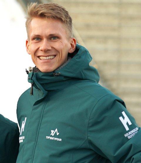 Trøgstingen Svend Sondre Frøshaug har fått det han beskriver som drømmejobben i Holmenkollen Skifestival AS.