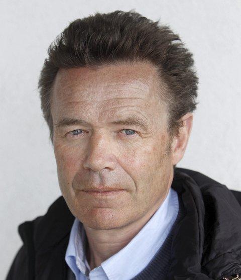 Forfatter: Erik Grønner, bosatt i Rygge.