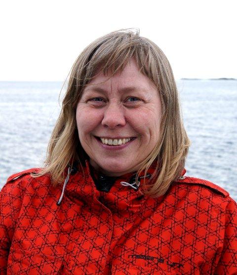 NY REKTOR: Unn Kristin Daling (54) blir ny rektor på Lauvsnes skole.